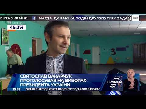 Ексклюзивне інтерв'ю Святослава