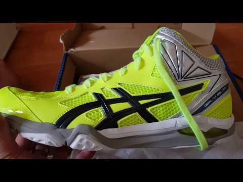 Sepatu Volly Asics Gel-V Swift CV MT (VolleyBall Shoes) 6bb5ffbeff