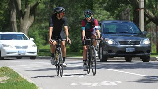 RIDING A FINE LINE: Cyclists speak out about tickets at High Park