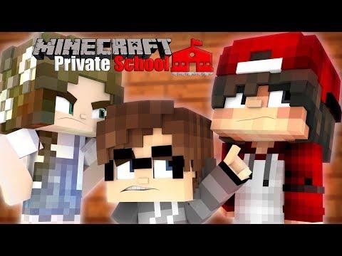 Amanda Knows | Minecraft Private School [S1: Ep.13 Minecraft Roleplay Adventure]