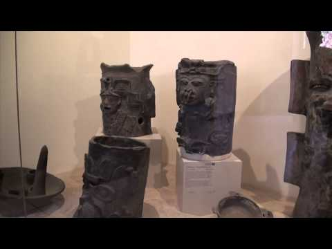 Musée ethnographique Guatemala city peuple Maya