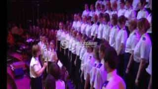 Territorial Youth Chorus 2008 - Make His Praise Glorious.