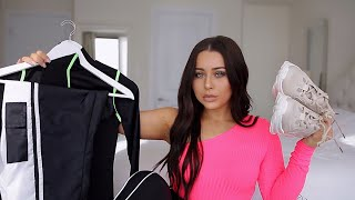 HUGE AFFORDABLE BOOHOO TRY ON SPRING CLOTHING HAUL