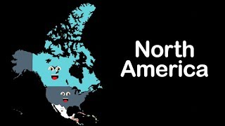 North America Geography/North American Countries Video