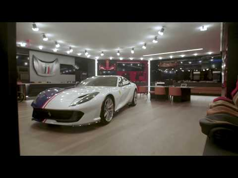 Ferrari Opens First US Tailor Made Center in New York City