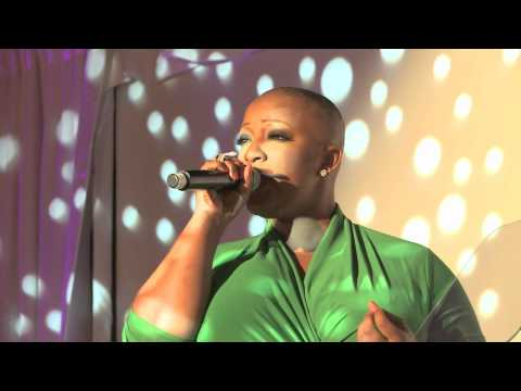 Frenchie Davis Sings I Am Changing from Dreamgirls at the 2011 GLAAD Amplifier Awards