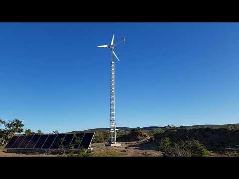 Enair 4Kw Queulat Energy Chile