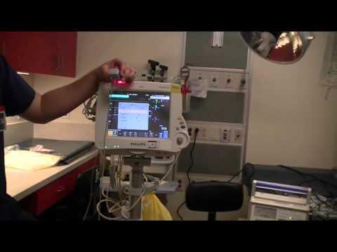 ETCO2 setup & calibration