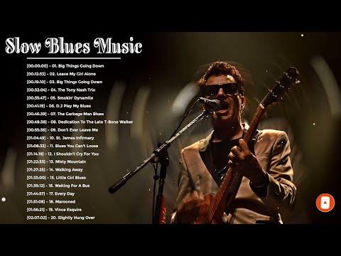 Best Blues Rock Songs ♪ Top 20 Blues Rock Songs Playlist