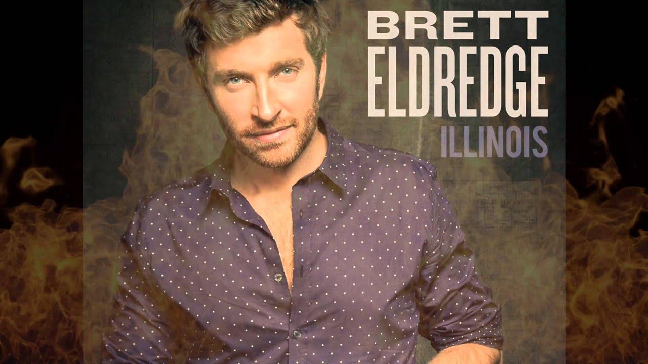 Brett Eldredge — Fire (Official Audio)