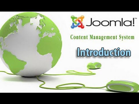 joomla introduction - arabic | مقدمة شرح سكريبت جوملا