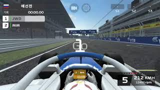 SOCHI AUTODROM CIRCUIT  -  F12018  - F1 MOBILE RACING