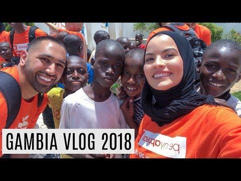 GAMBIA VLOG / RAMADAN CAMPAIGN 2018