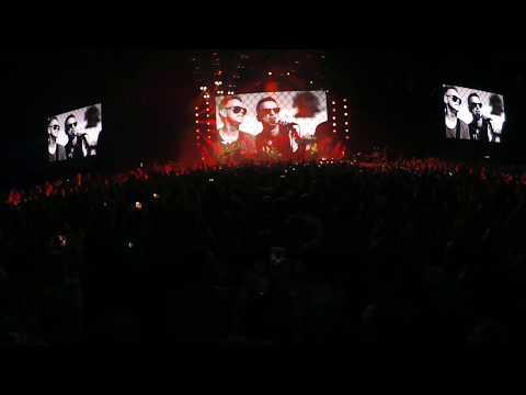 Depeche Mode - Live @ St. Petersburg 13.07.2017 (Full Show)