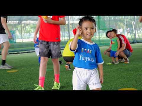 Tinytots Singapore Soccer