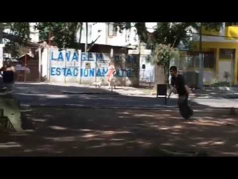 Fábio Dias (2011) - Parkour Porto Alegre
