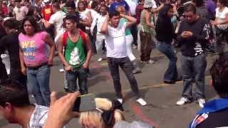 charangano y yemaya  SONIDO FASCINACION ANIVERSARIO DEL MERCADO DE SONORA 2013