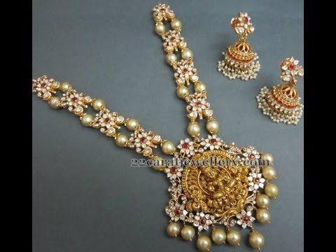 South Sea Pearls Long Chains YouTube