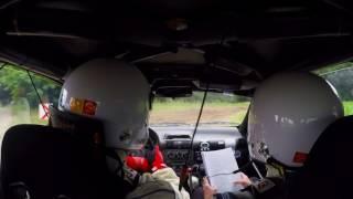 Autosoft Vechtdal Rally 2017 - KP1 Radewijk - Rijks/ Klein Gebbink
