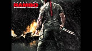 Rambo Soundtrack (2008) - Rambo IV Main Theme