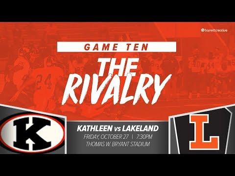 Kathleen vs. Lakeland