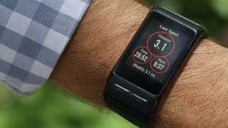The multisport watch offers activity tracking, smartphone alerts, G...