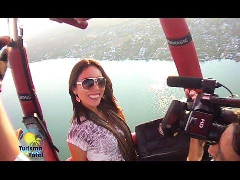 Turismo Total 62 Viaje en Globo-Clarion Orlando con Denisse Wolf