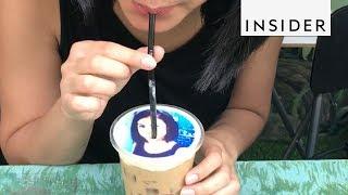 Print Your Selfie On Coffee