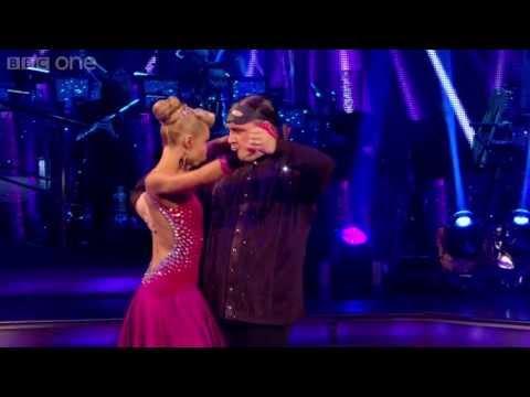Mark Benton and Iveta Tango to 'Hernando's Hideaway'  Strictly Come Dancing 2013 Week 1 BBC One