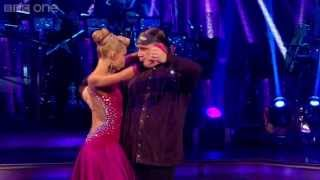 Mark Benton and Iveta Tango to