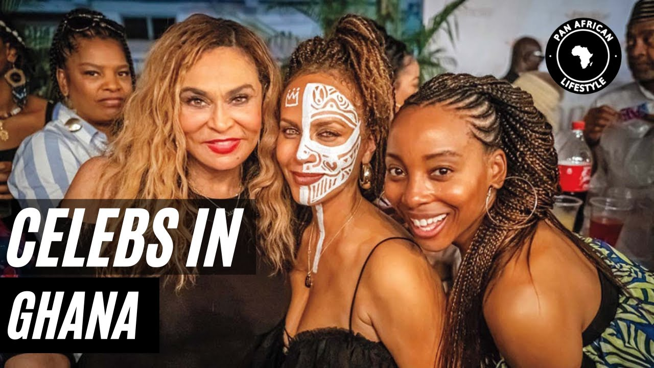 African American Celebrities in Ghana | PAN AFRICAN LIFESTYLE