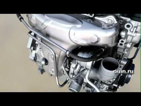 Двигатели EcoBoost от Ford