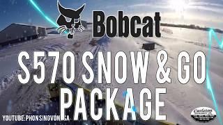 Bobcat S570 - Snow & GO! Package | Carleton Equipment