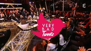 Very Bad Tweet avec Josiane Balasko et Audrey Pulvar