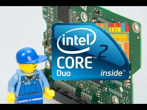 Gaming on the VERY FIRST Core 2 Duo