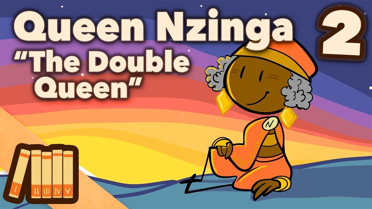 Queen Nzinga - The Double Queen - Extra History - #2