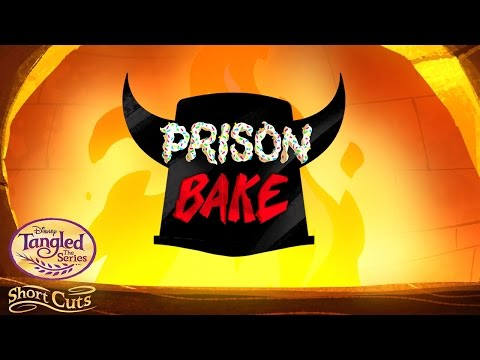 Prison Bake | Short Cuts | Tangled: The Series | Disney Channel streaming vf
