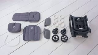 Bugaboo Ant | H๐w to assemble your travel stroller