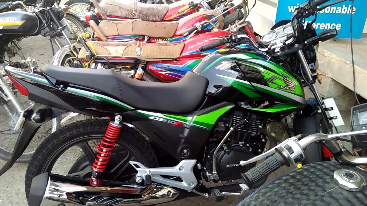 Honda Cc Bike New Model