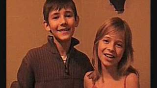 Jake and Jackie Evancho Duet