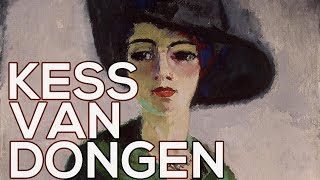 Kees van Dongen: A collection of 290 works (HD)