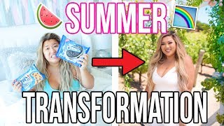 MY SUMMER TRANSFORMATION!! 5 Ways To Have The Best Summer Ever!