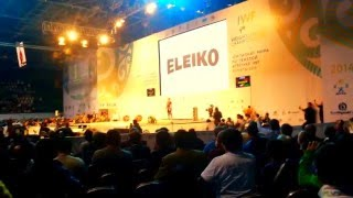 Илья Илин делает новый мировой рикорд