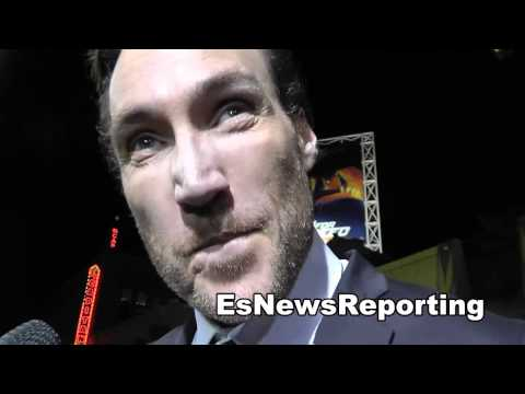 "Star of ""300: Rise of an Empire"" callan mulvey is a boxing fan - EsNews Boxing"