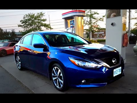 2018 Nissan Altima - Fuel Economy Review + Fill Up Costs