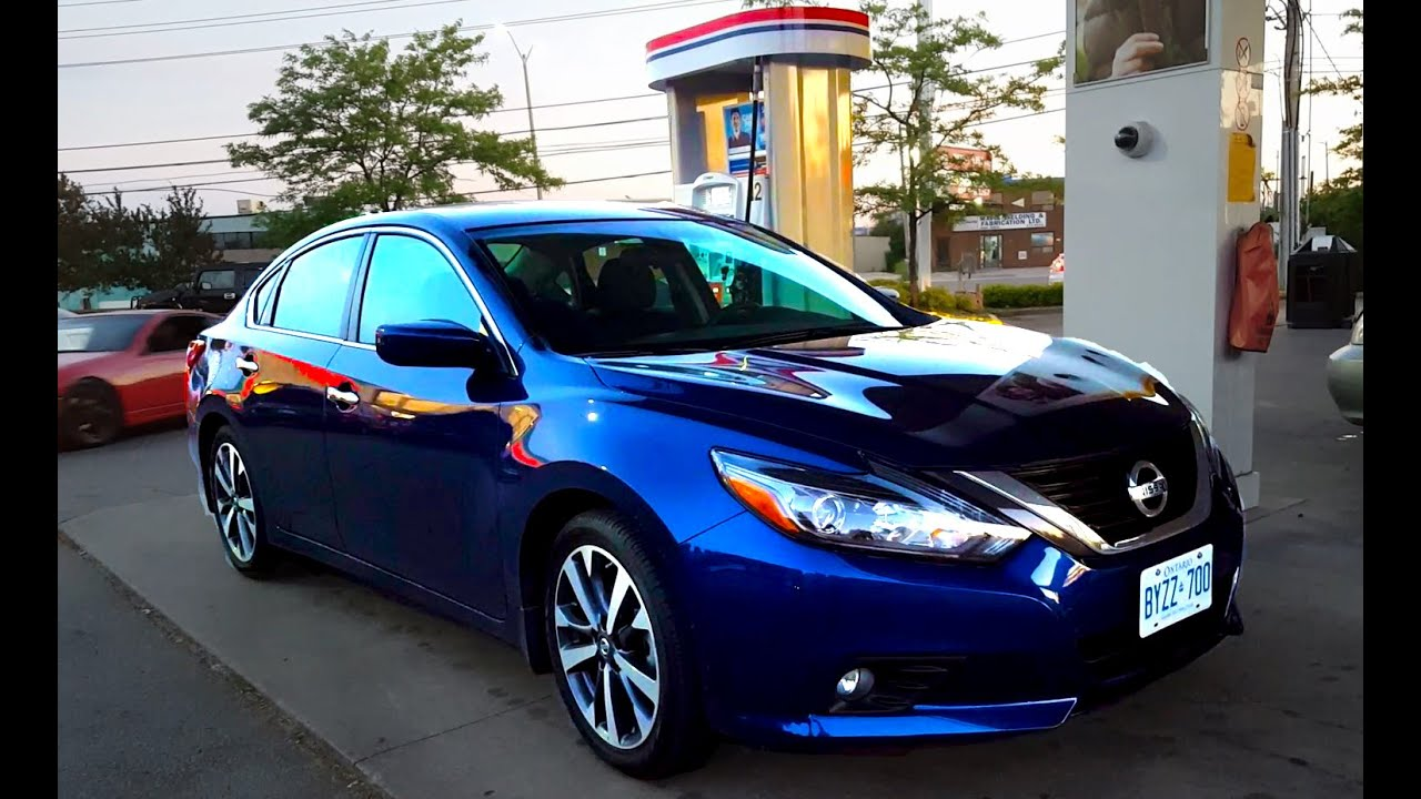 Nice 2018 Nissan Altima   Fuel Economy Review + Fill Up Costs   YouTube