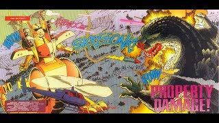 Godzilla Vs Cybersaur!Von Godzilla König Der Monster#1-2(DH)!