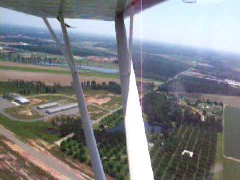 Russ Risk's Pattern Flight