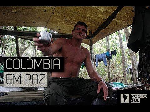 Posto Sul – Colômbia em Paz [parte 1]
