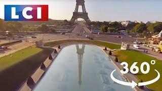 VIDÉO 360 - Volez en Jetpack au-dessus de Paris !